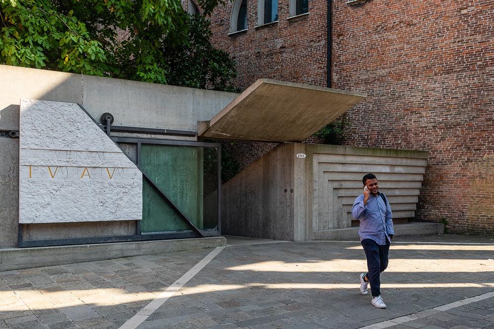 Venice - IUAV University-Tolentini
