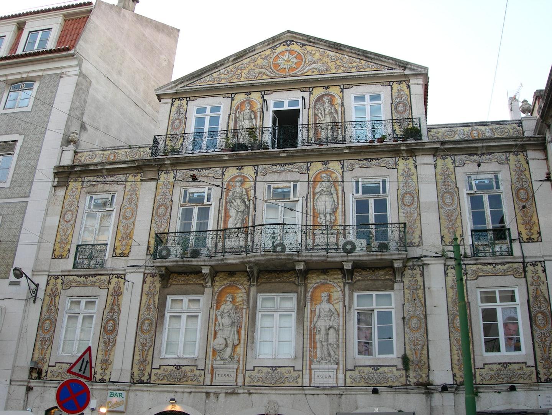 Lisbon - Casa do Ferreira das Tabuletas