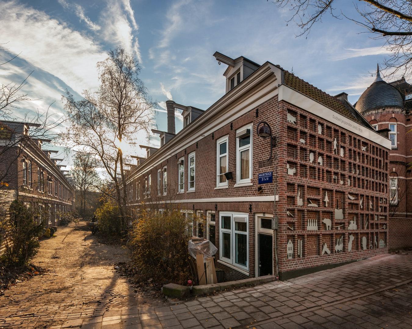 Amsterdam - Dubbeltjespanden