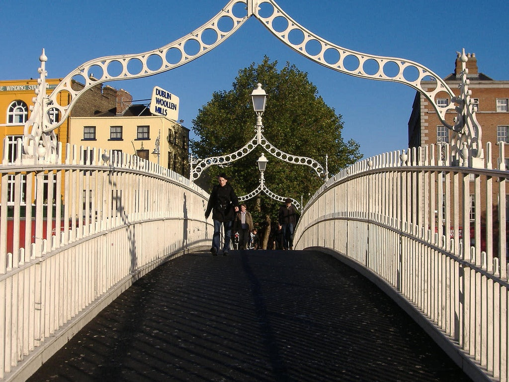 Ha'penny Bridge