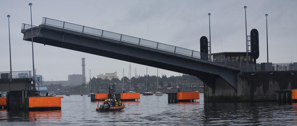 East-Link toll bridge
