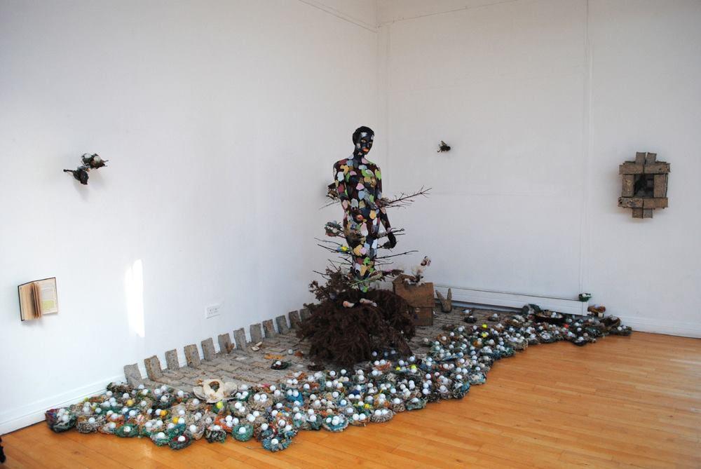 exhibition Molesworth Gallery