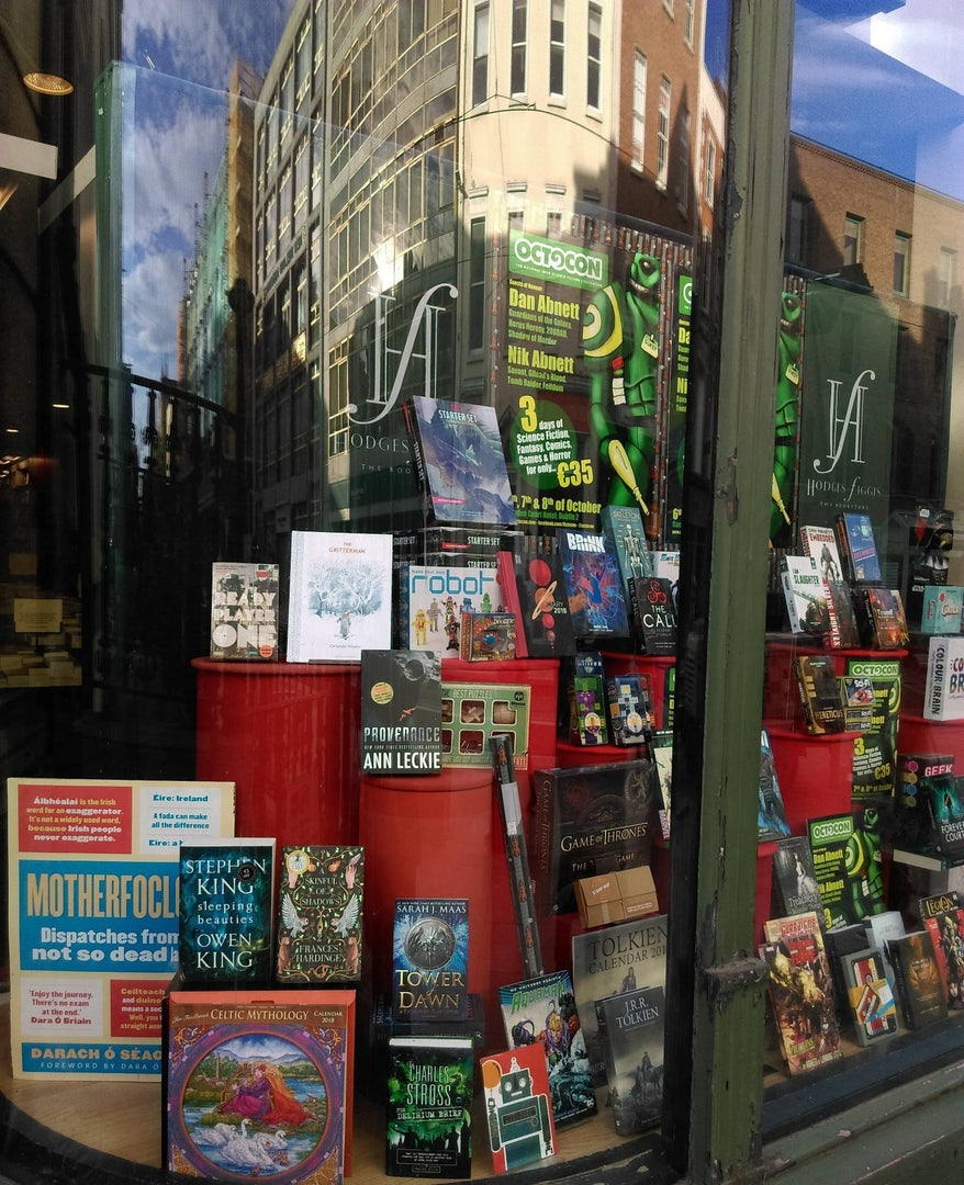 window Hodges Figgis