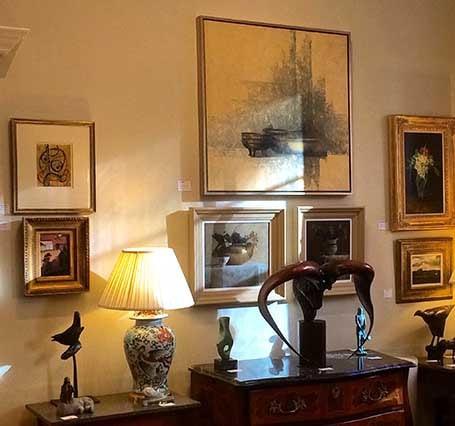 Jorgensen Art Gallery