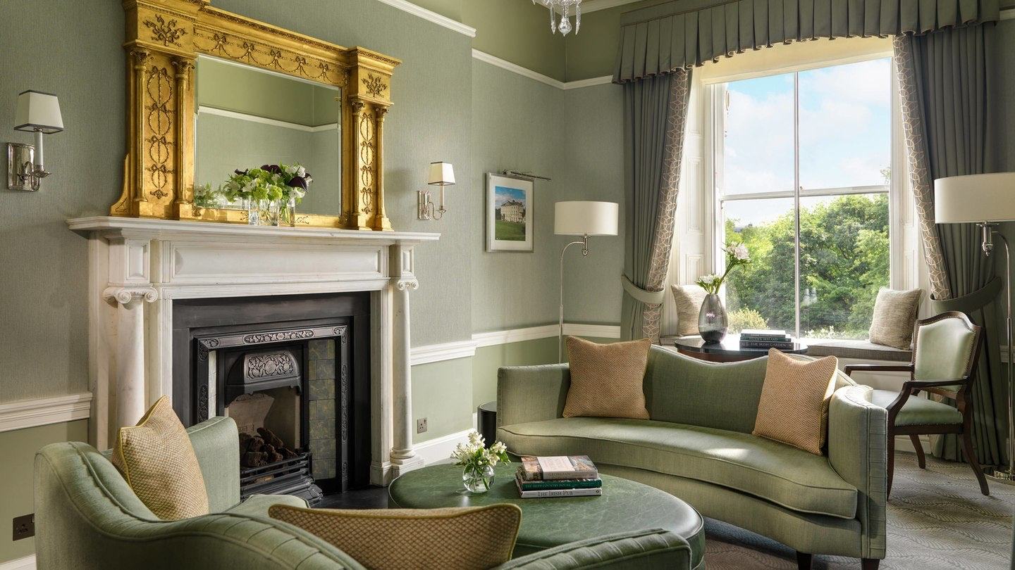 suite the Shelbourne Hotel