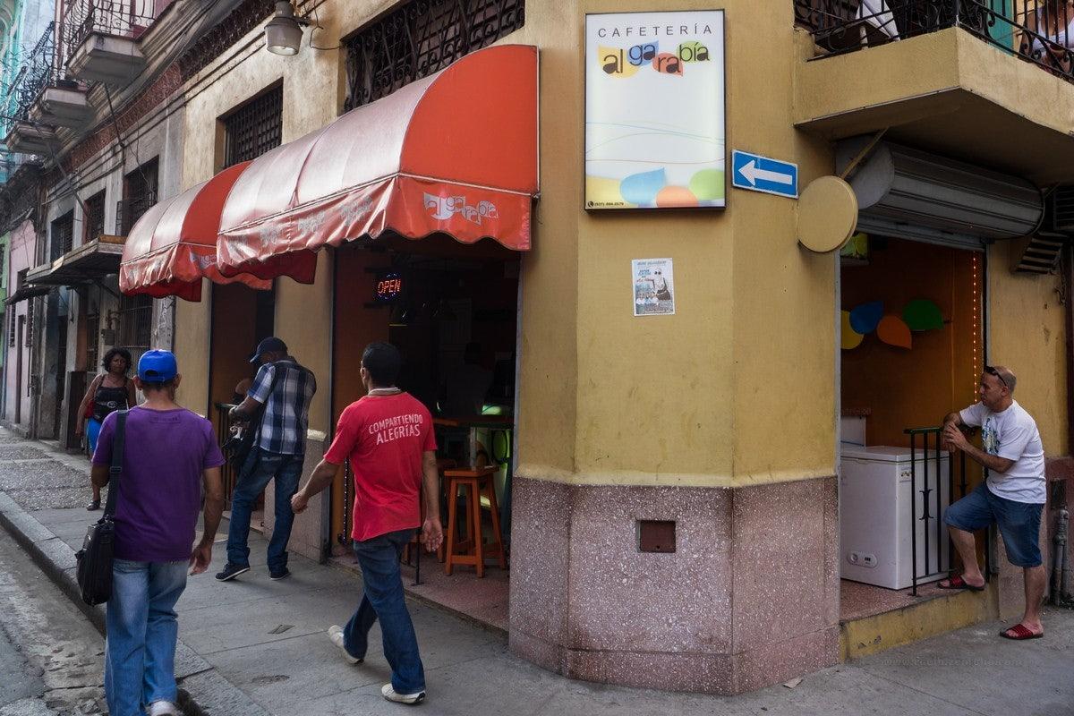 Algarabía street view