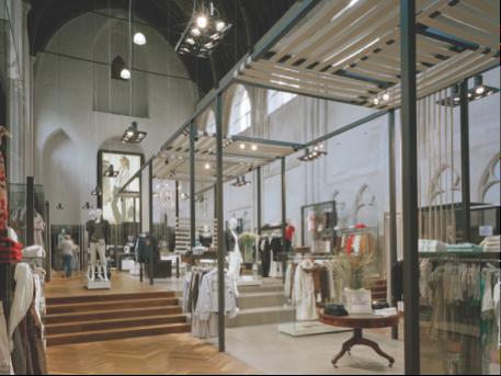 McGregor's store in Weaver's Chapel