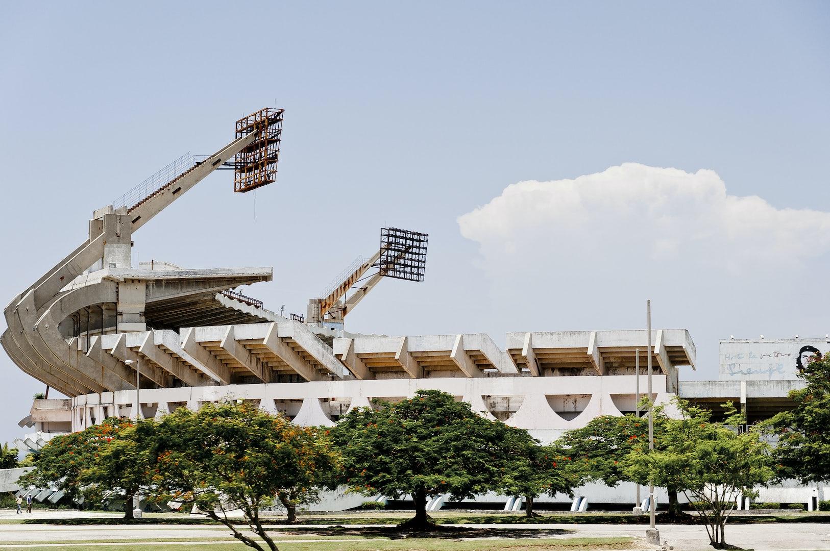view of Estadio Panamericano