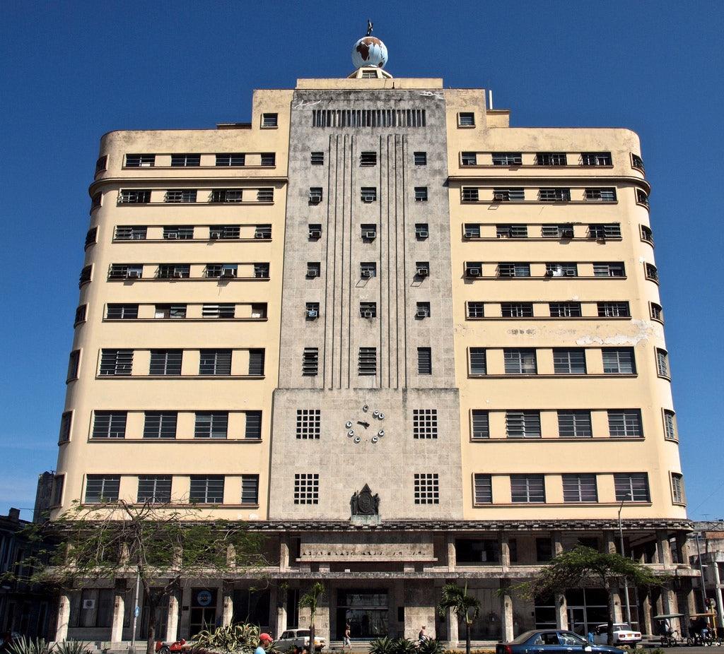 Gran Templo Masónico de Cuba building