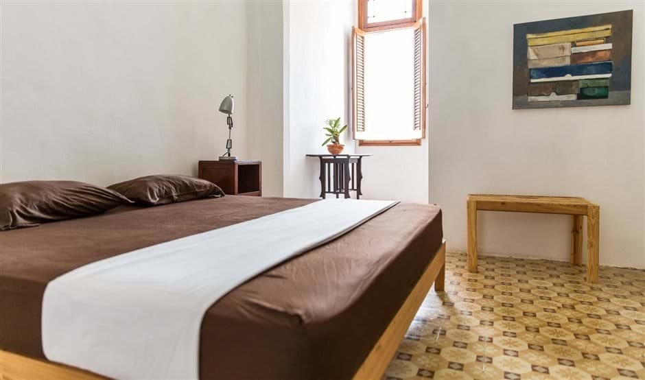 interior of room at Casa Alta