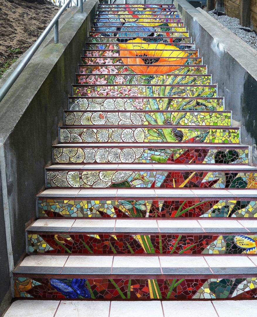 San Francisco - Hidden Garden Steps