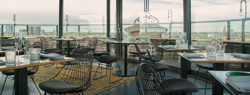 interior and view at WT Urban Kitchen