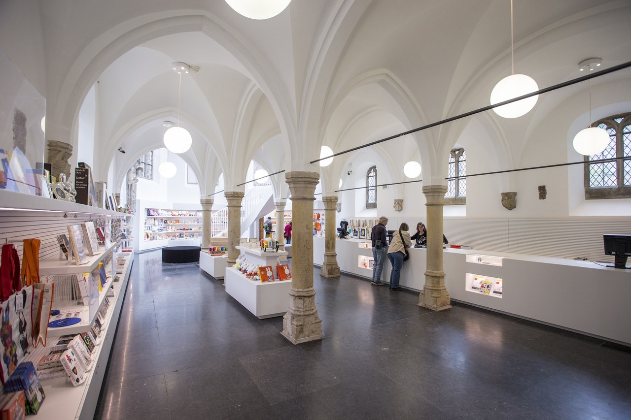 museum shop at Centraal Museum
