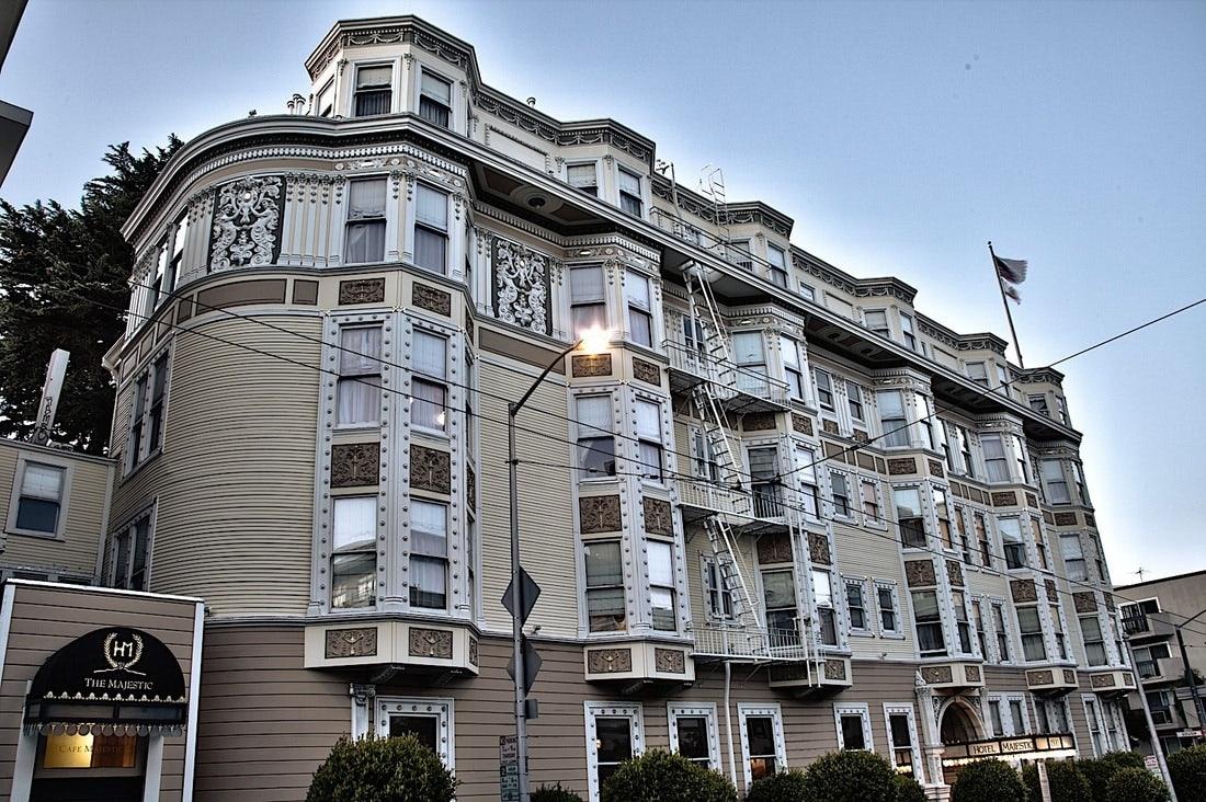 San Francisco - Hotel Majestic