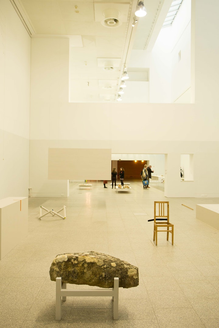 contemporary art exhibited at the Museu Berardo