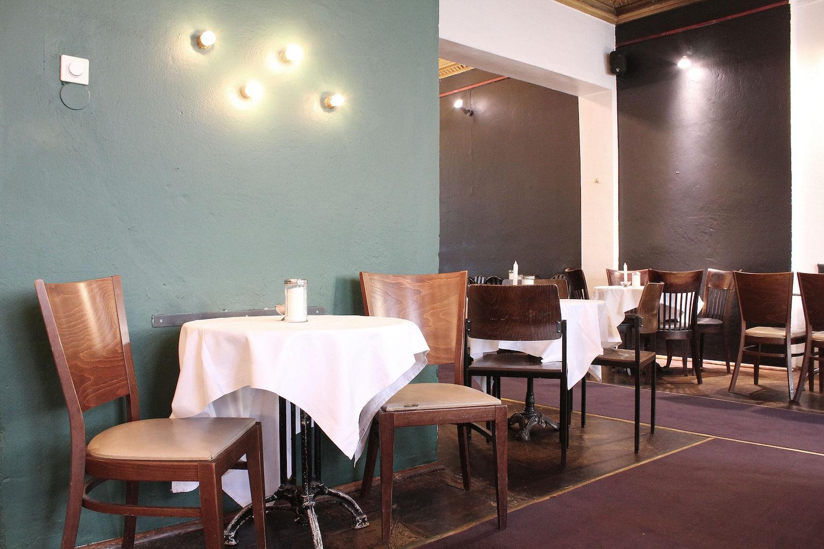 Berlin - Schwarzes Café