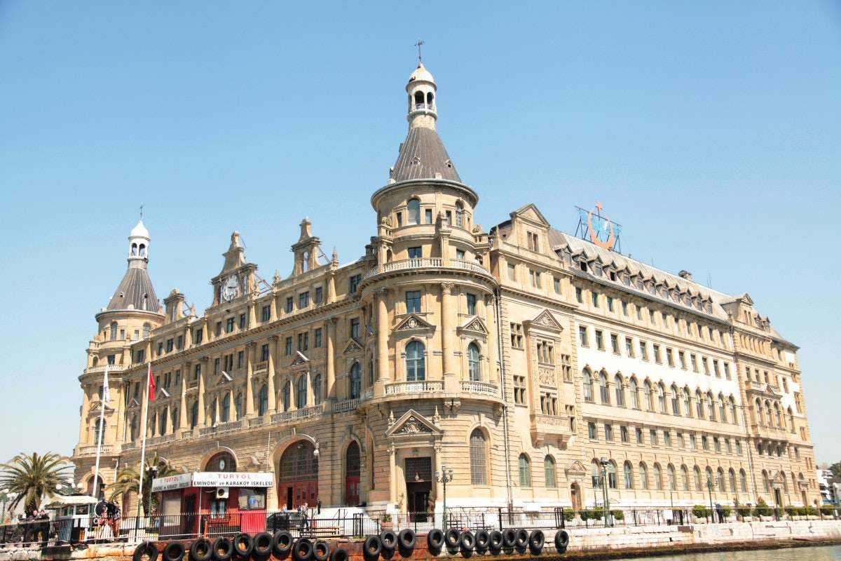 Karakoy Palace