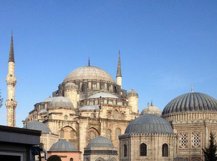 Şehzade Mehmet Mosque
