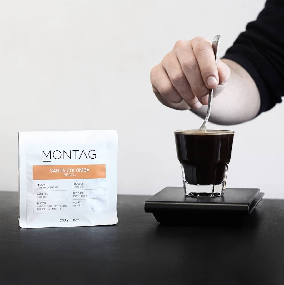 products from Montag Coffee