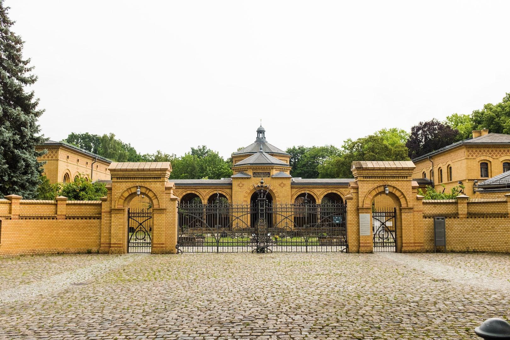 Berlin - Weissensee Jewish Cemetery