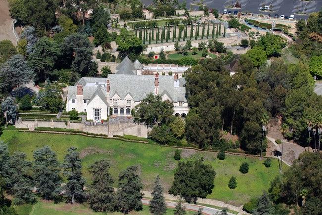 sky view greystone mansion