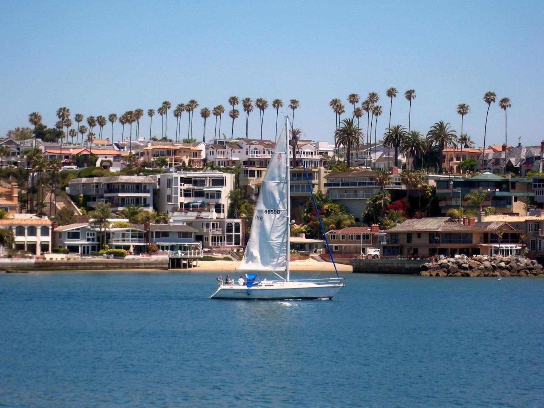 sailboat balboa island