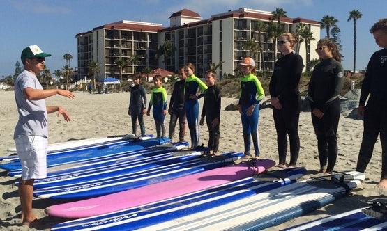 surfers coronado beach