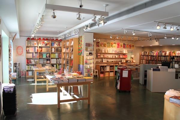 MOCA store interior