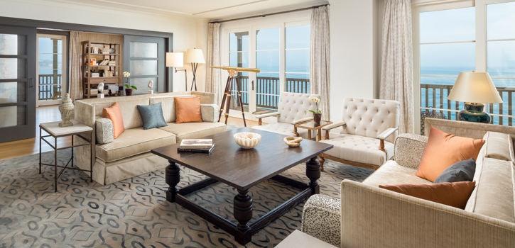 terranea hotel suite