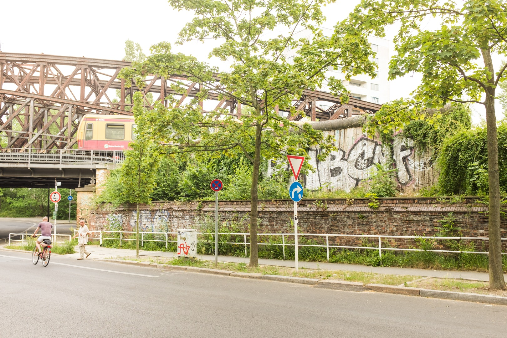 Berlin - Liesenstrasse