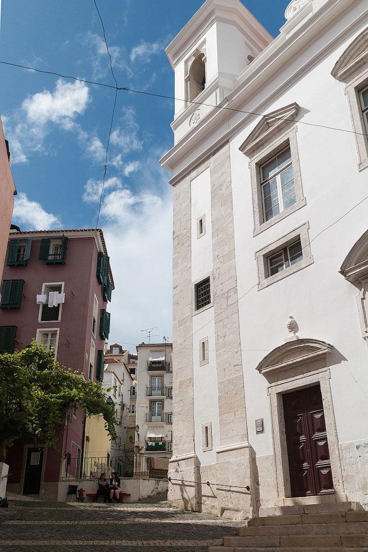 Lisbon - Largo de Sao Miguel