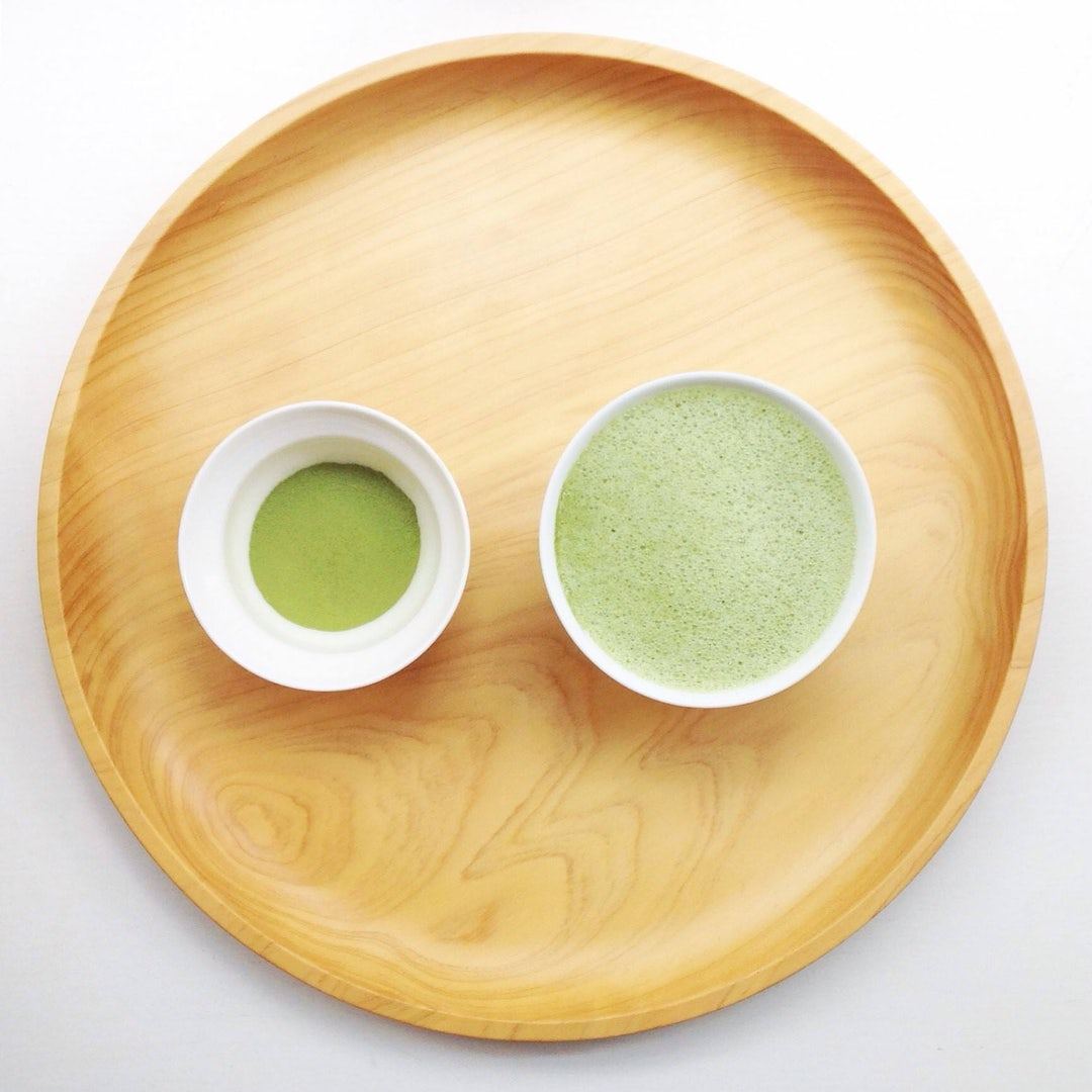 Matcha tea from Postcard Teas