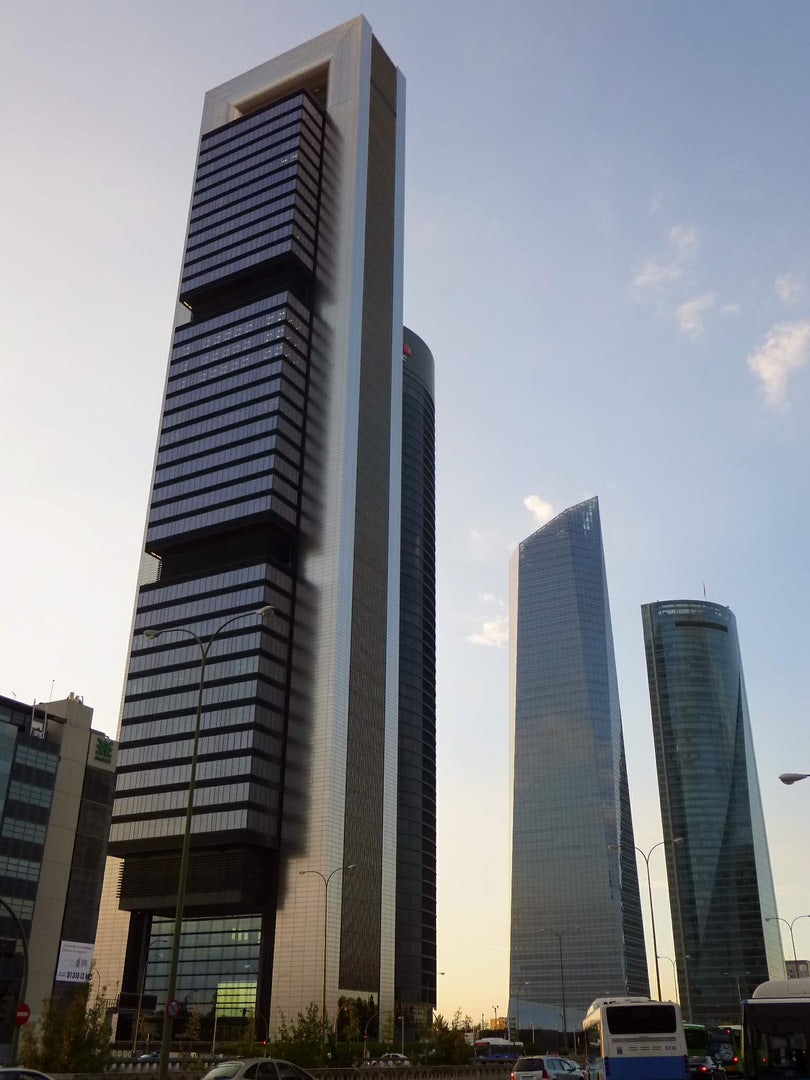 cepsa tower madrid