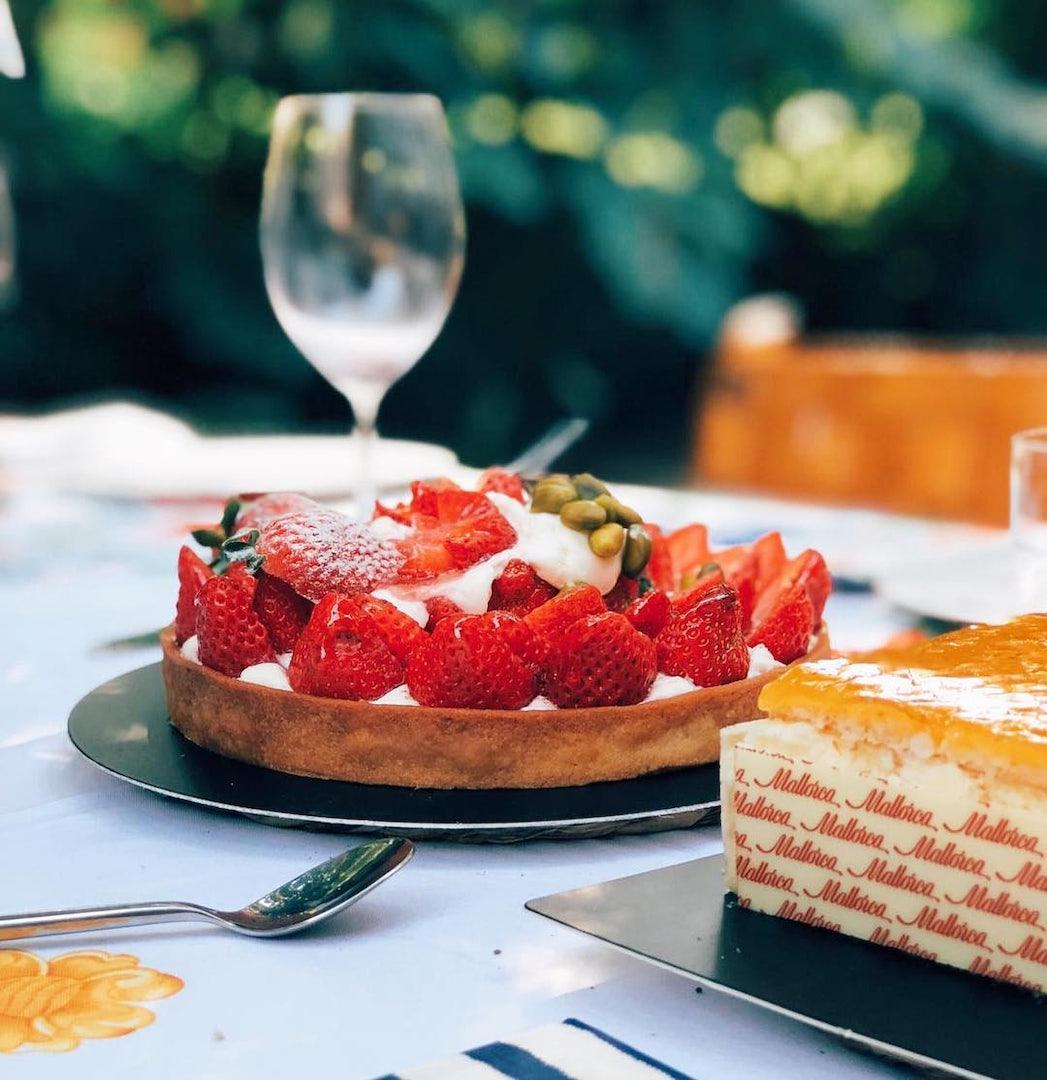 cake pastelaria mallorca