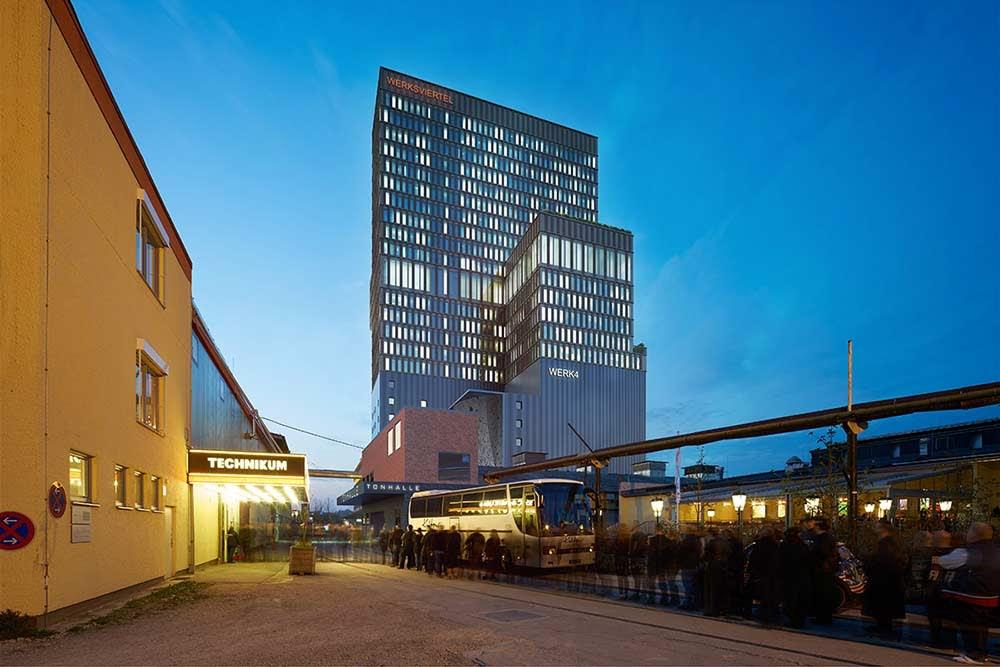 Werksviertel Mitte building