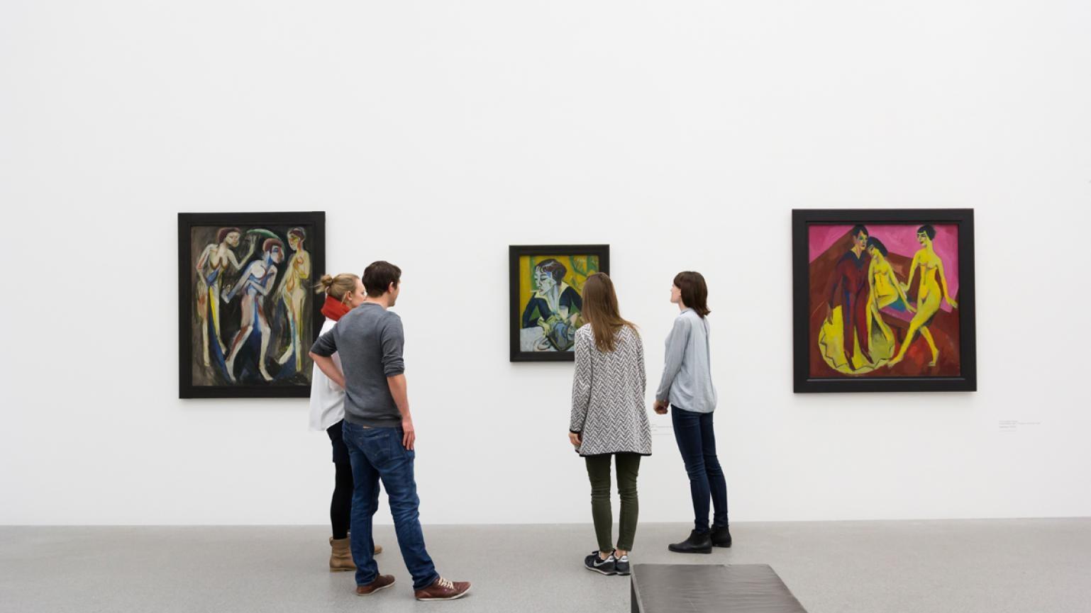 Pinakothek der Moderne museum