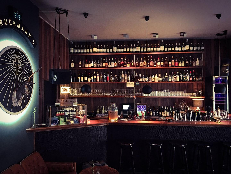 interior bar Bruckmann's