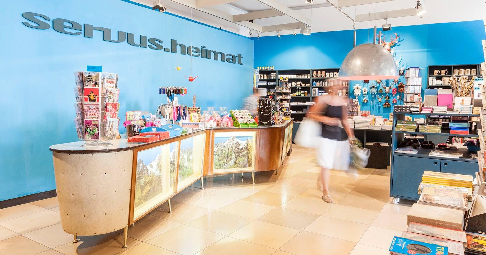 gift shop Servus.Heimat