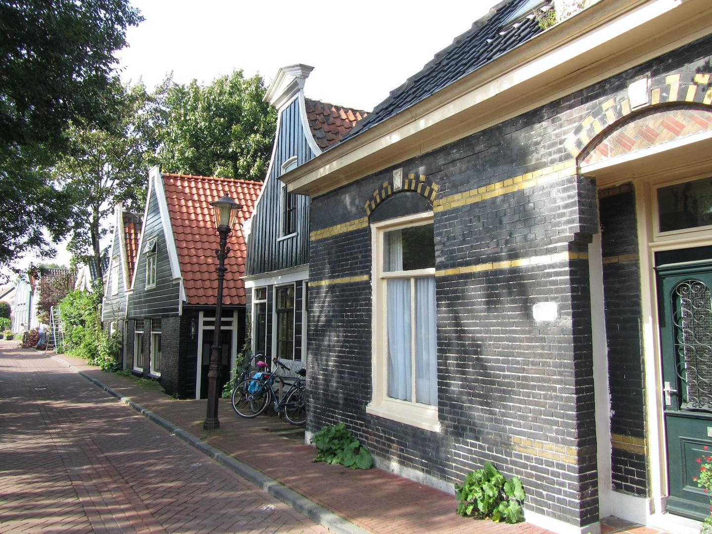 Amsterdam - Nieuwendammerdijk