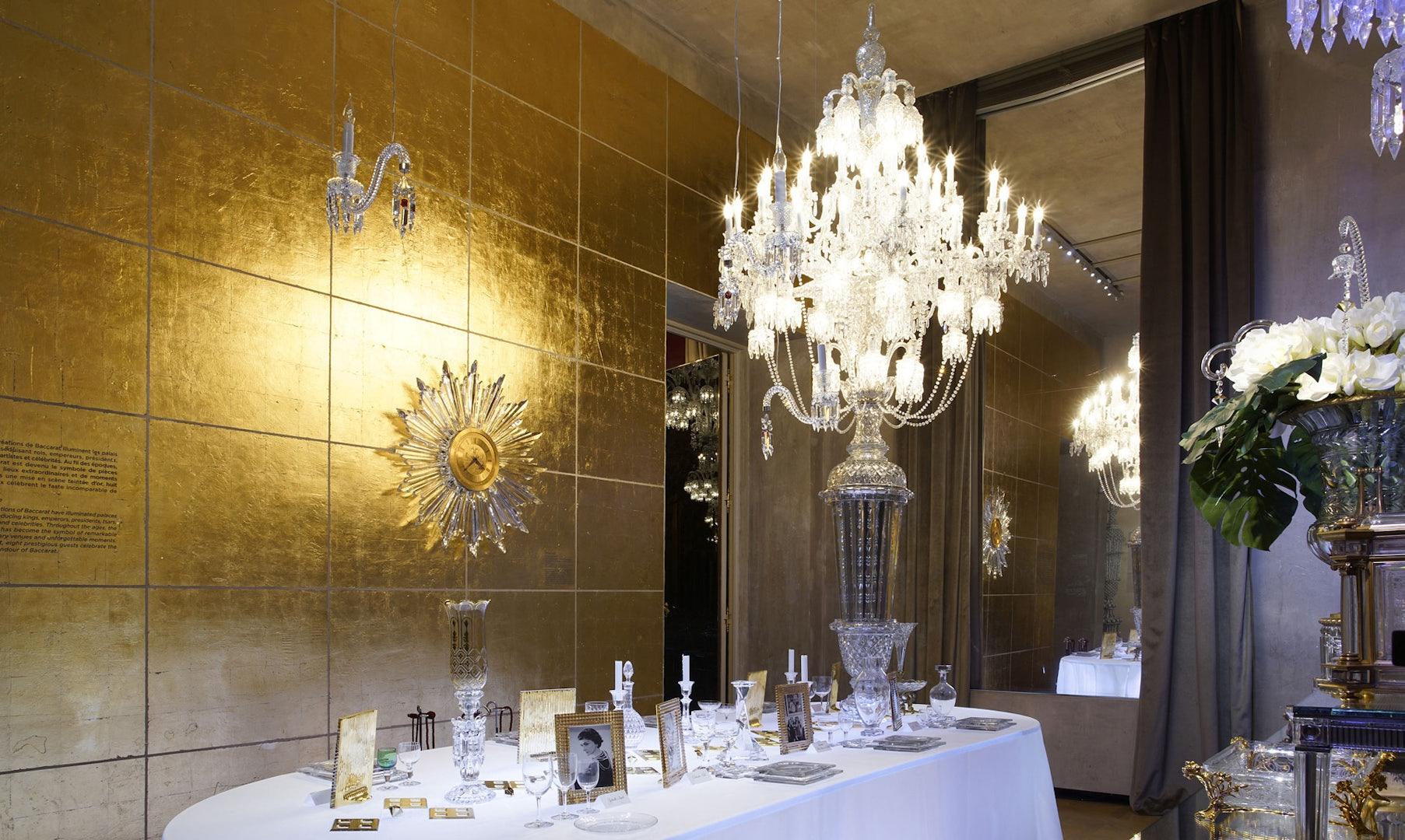 Galerie-Musée de la Maison Baccarat