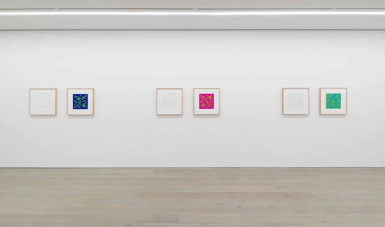 modern art at Galerie Perrotin