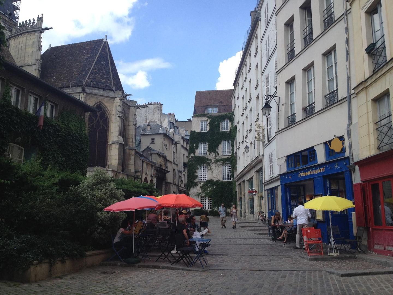 terrace if L'Ebouillanté