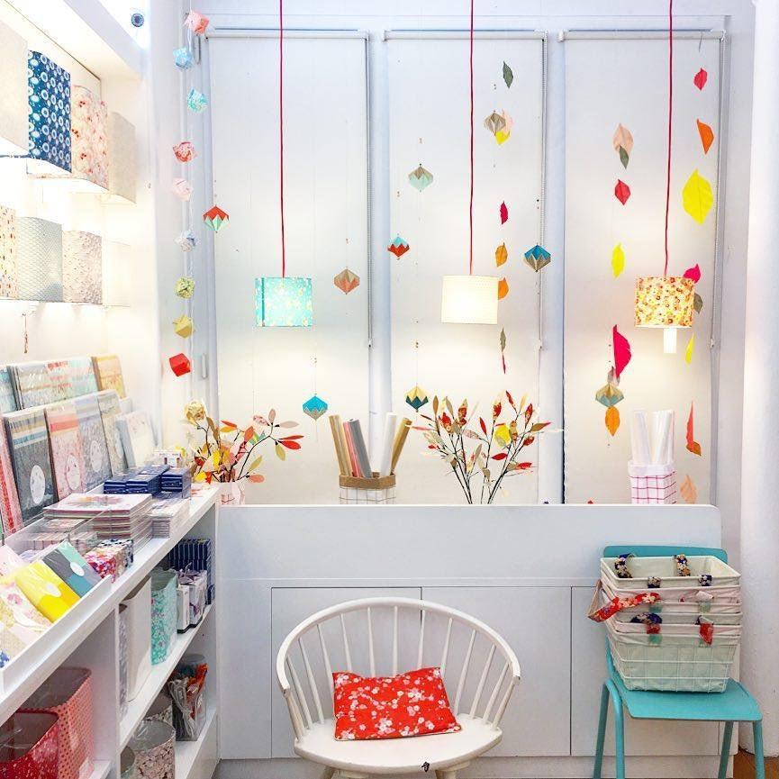 interior of shop Adeline Klam
