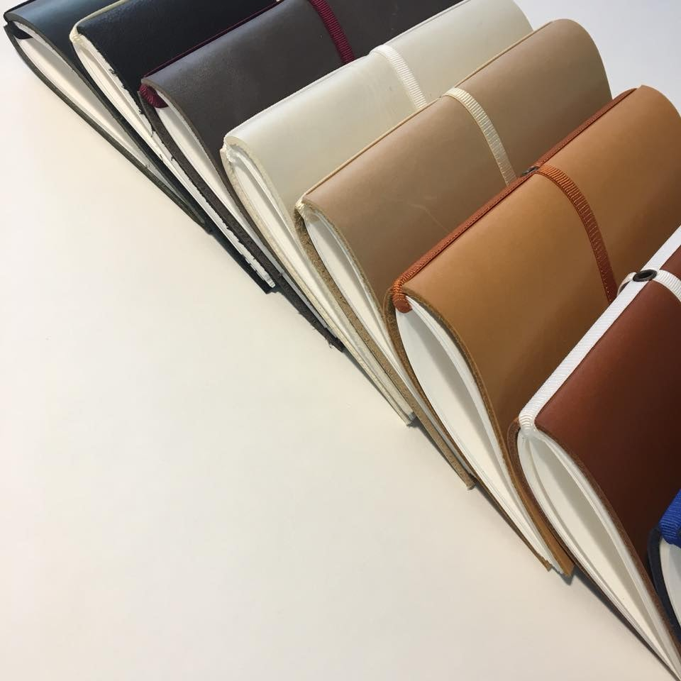 crafted notebooks from Calligrane