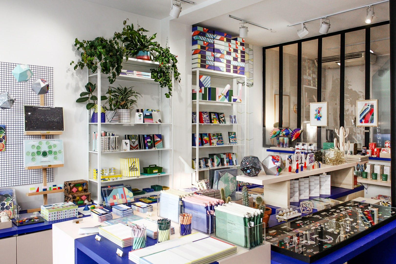 notebooks and stationary products at Papier Tigre