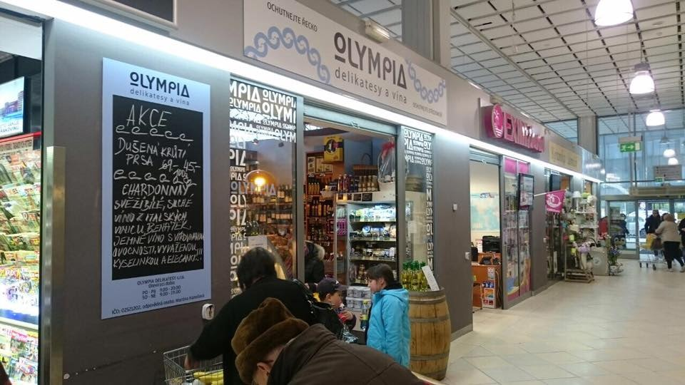 deli shop Olympia