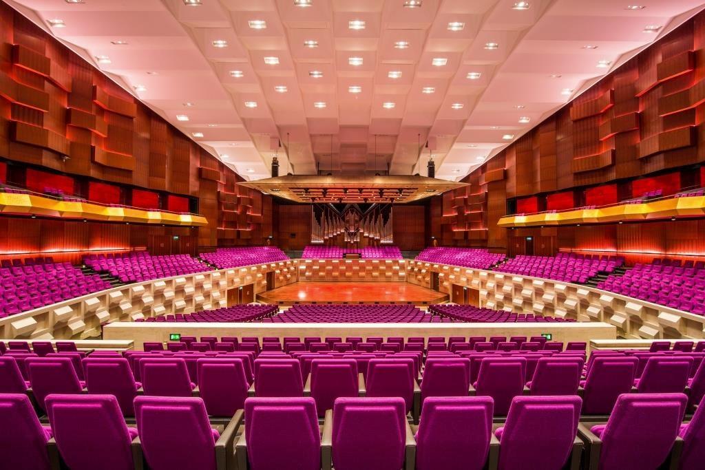 concert hall de Doelen