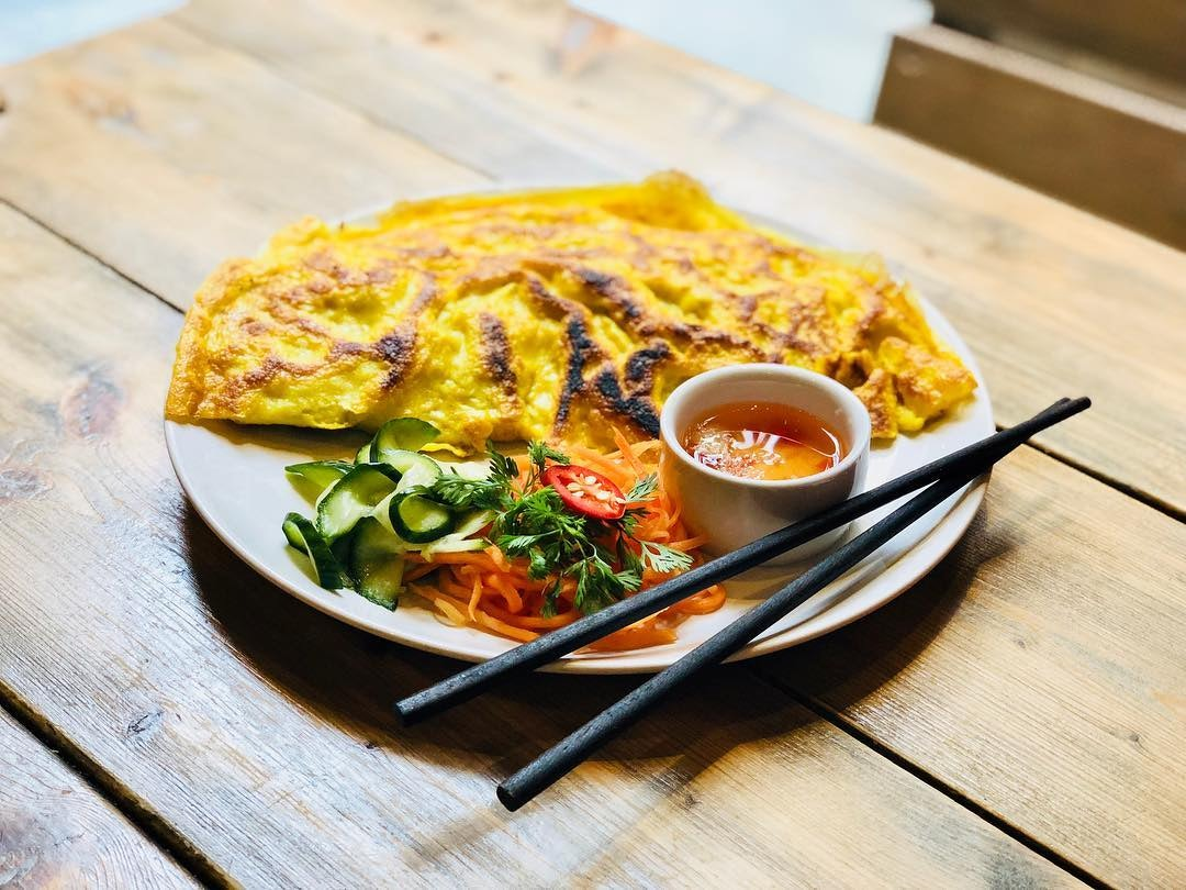 Vietnamese dish from Deli Tasty