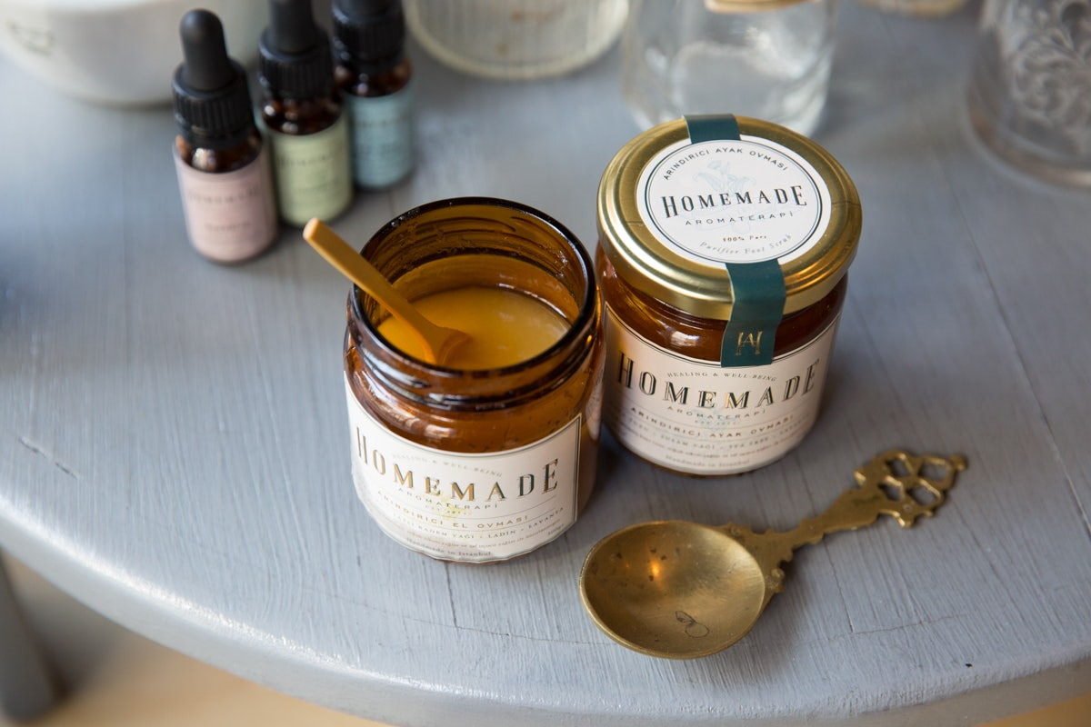 products from Homemade Aromatherapy