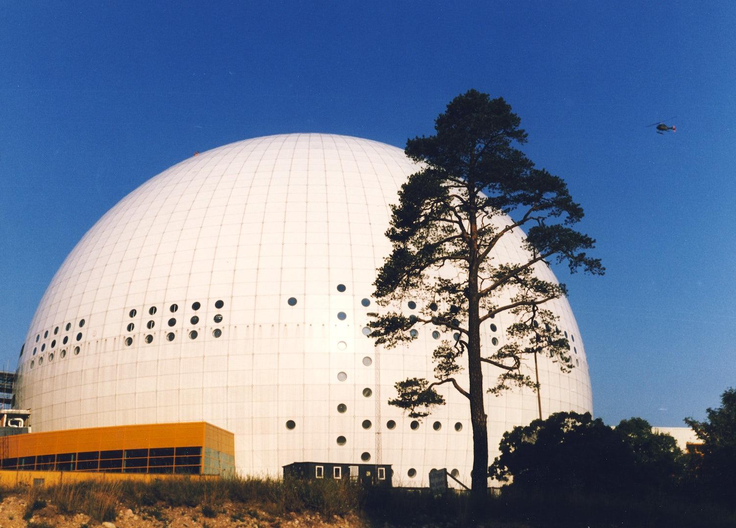Ericsson Globe building